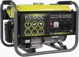 KÖNNER & SÖHNEN Generator benzynowy 2,0kW 230V (KS2200C)