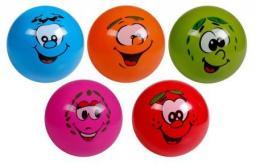 Piłka PVC - Kolorowe Buźki  (274835)