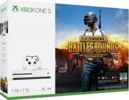 Konsola Microsoft Xbox One S 1TB + Playerunknown's Battleground (234-00310)