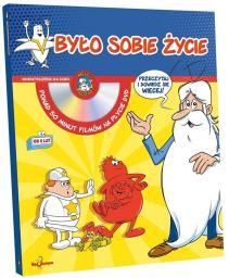 Było sobie życie - miniencyklopedia dla dzieci+DVD