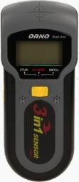 Orno Detektor przewodów, drewna i metalu 3w1 z podświetleniem (OR-AE-13116)