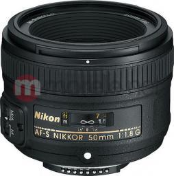 Obiektyw Nikon 50mm f/1.8 AF-S G (JAA015DA)