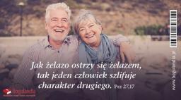 Bogulandia Magnes 16 Na Lodówkę - Jak Żelazo Ostrzy... (274099)