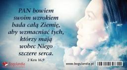 Bogulandia Magnes 18 Na Lodówkę - Pan Bowiem Swoim Wzrokiem.. (274098)