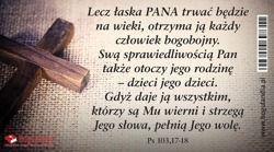 Bogulandia Magnes 17 Na Lodówkę - Lecz Łaska Pana Trwać... (274278)