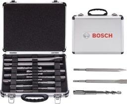 Bosch Zestaw wierteł + dłuta SDS+ w walizce 11szt. (2.608.578.765)