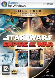 Star Wars: Empire At War - Gold Pack, ESD