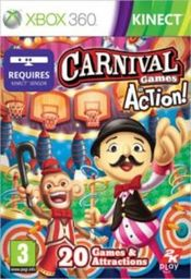 Carnival Games in Action XBOX LIVE Key GLOBAL