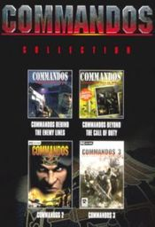 Commandos Collection Steam Key GLOBAL