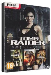 Tomb Raider Collection Steam Key GLOBAL