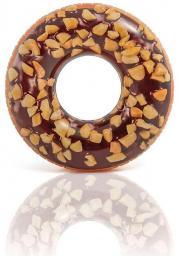 Intex Koło do pływania donut czekolada 114 cm (56262NP)