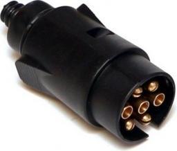Orno Wtyczka przyczepy plastikowa 7 pinów 12/24V  (OR-AE-1384)