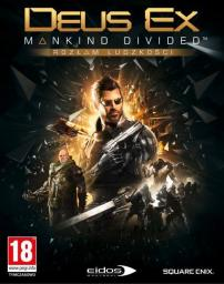 Deus Ex: Rozłam Ludzkości - Digital Deluxe Edition, ESD