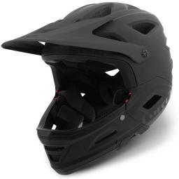 GIRO Kask rowerowy Switchblade Mips matte black/gloss black r. L (GR-7074582)