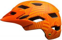 BELL Kask juniorski  SIDETRACK MIPS matte tang orange seeker r. Uniwersalny (50–57 cm) (BEL-7078752)
