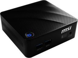 Komputer MSI Cubi N (N-021BEU-BN3060XX-PLCPCUBIN3060MI)