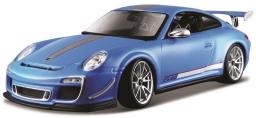 Bburago Porsche 911 GT3 RS 4.0 niebieski 1:18 (18-11036LB)