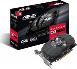 Karta graficzna Asus Radeon RX550 , 4096 MB GDDR5 (PH-RX550-4G-M7)