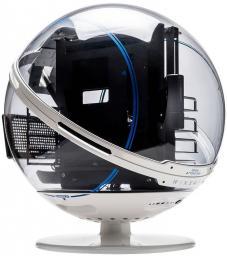 Obudowa IN-WIN   Winbot  biało niebieski