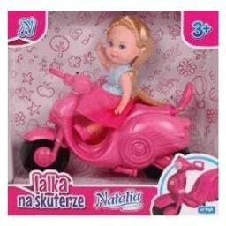 Artyk Lalka Natalia na skuterze  (275036)