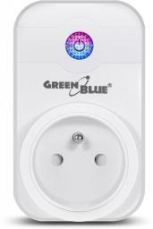 GreenBlue Zdalnie sterowane WiFi gniazdko 2300W (GB155)