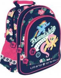 St. Majewski Plecak szkolny My little Pony granatowo-różowy (270670)