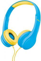 Słuchawki Trust Bino Kids niebieskie (22489)