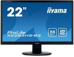 Monitor iiyama ProLite X2283HS-B3