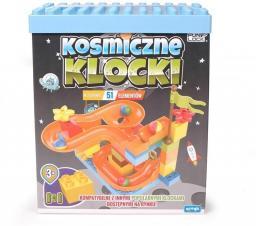 Artyk Klocki - Zjeżdżalnia Piłeczek 51 Elementów (274821)