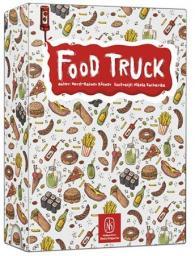 Nasza Księgarnia Gra - Food Truck  (276374)