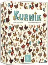 Nasza Księgarnia Gra planszowa Kurnik  (276375)