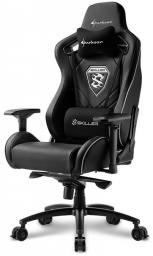 Fotel Sharkoon Skiller SGS4 Gaming Seat - black - 4044951021703