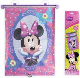 ZUMA KIDS Rolety samochodowe dziecięce Minnie Mouse 2 sztuki