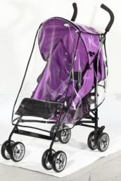 ZUMA KIDS Folia przeciwdeszczowa do wózka Explorer (F ZK1)
