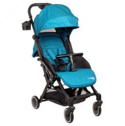 Wózek ZUMA KIDS Wózek spacerowy Mini niebieski