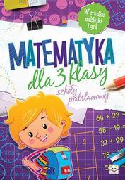 Matematyka dla 3 klasy szkoły podstawowej - WIKR-989268