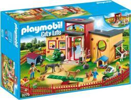 """Playmobil Hotel dla zwierząt """"Łapka""""  (9275)"""