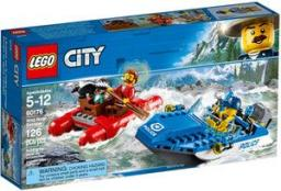 LEGO  City Mountain Police Wild River Escape (60176)