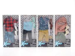 Mattel  Barbie Ubranka Dla Kena (FKT44)