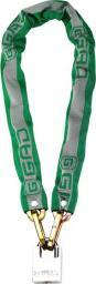 GAD Zapięcie rowerowe Gad Amrox zielone 6x6x900mm (GAD-GD81006-GN)