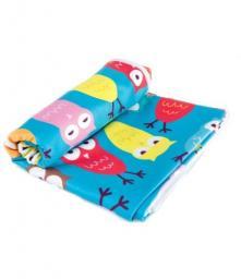 Spokey Ręcznik plażowy Ibiza niebieski 80x160cm (922207)