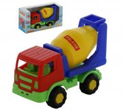 Wader Polesie Tioma samochód betoniarka w pudełku (68354)