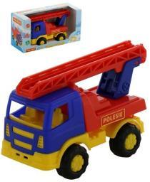 Wader Tioma samochód straż pożarna w pudełku (68378)