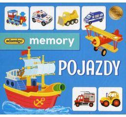 Adamigo Memory pojazdy (GXP-630506)