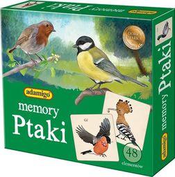 Adamigo Gra Memory Ptaki (GXP-629274)