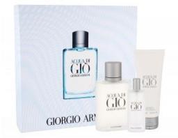 Giorgio Armani Acqua di Gio Pour Homme Zestaw dla mężczyzn