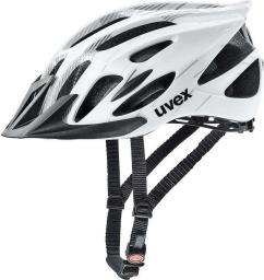 Uvex Kask rowerowy Flash biały r. 56-62 cm (41/0/966/02/17)