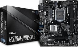 Płyta główna ASRock H310M-HDV/M.2