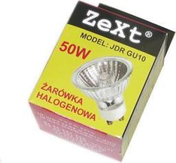 Zext Żarnik halogenowa MR16 50W GU10 230V 38ST JDR Zext (D04-JDR-50-38)