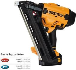 Bostitch BOSTITCH GWOŹDZIARKA AKUM.18V 50-90mm PT BCHBTCN560M2-QW - BTCN560M2-QW